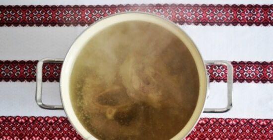 Как приготовить классический суп харчо из говядины с рисом1