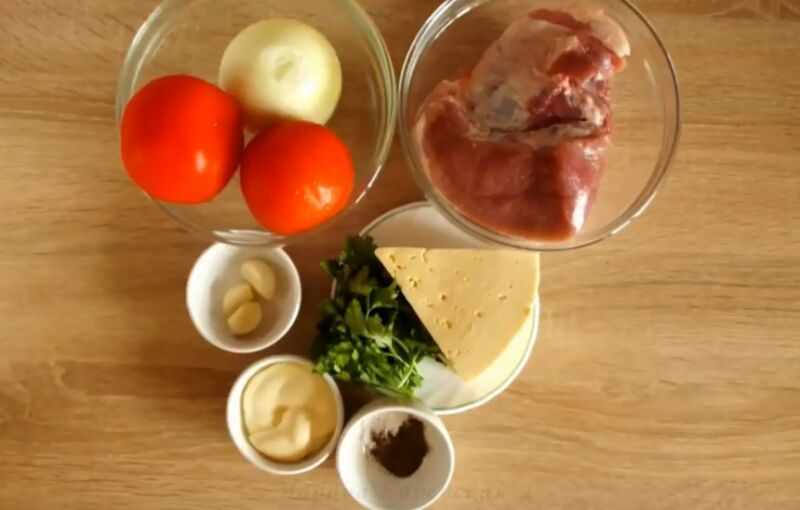 рецепт без картофеля