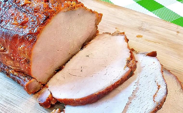 Свинина, запеченная в фольге в духовке