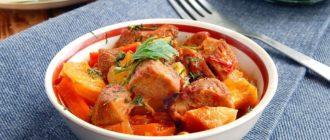 Азу из говядины классический рецепт