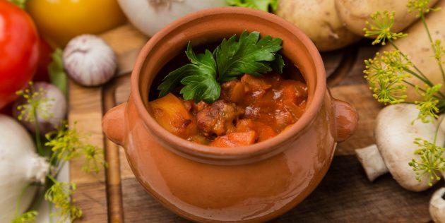 сытное и простое в приготовлении блюдо