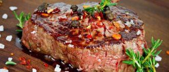 Как замариновать мясо для жарки на сковороде