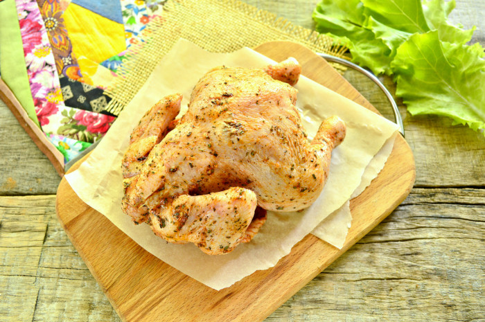 Курица табака в духовке – рецепты приготовления