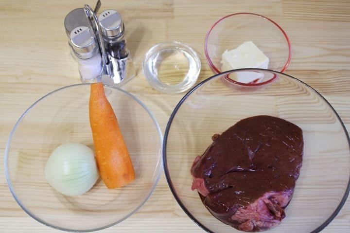 Как приготовить печеночный паштет из говяжьей печени в домашних условиях