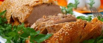 Запечённая свинина в духовке рецепты куском