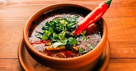 Харчо из говядины классический рецепт супа