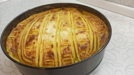 Как приготовить картофельную запеканку 8