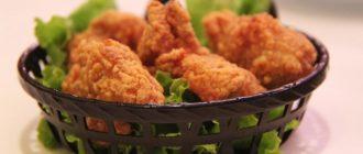 Курица во фритюре – пошаговые рецепты