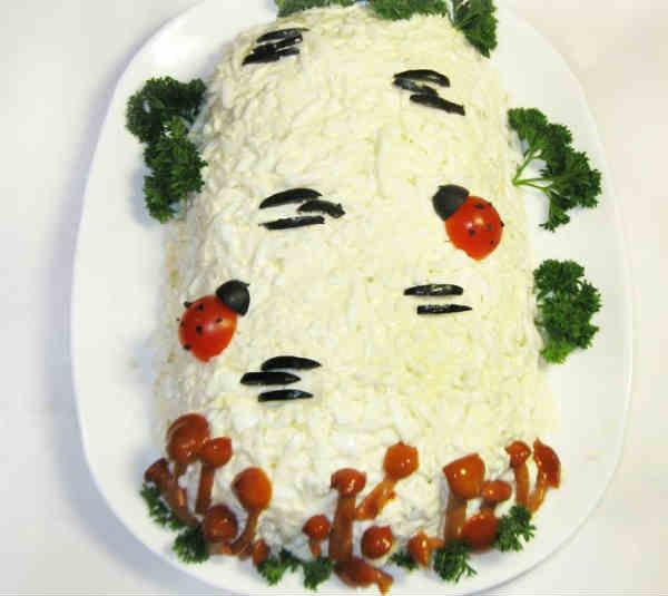 Salat Berezka recepty23