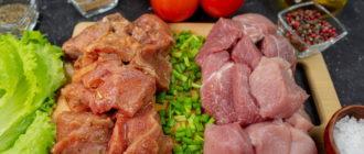 Что приготовить из мяса свинины быстро и вкусно