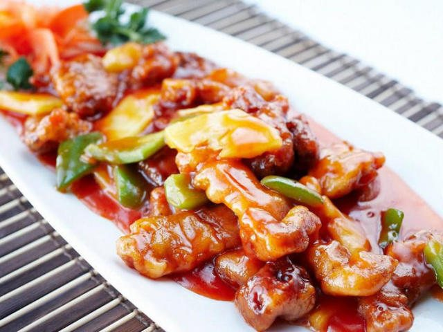 Как приготовить свинина по-китайски в кисло-сладком соусе. Рецепты пошагово с фото