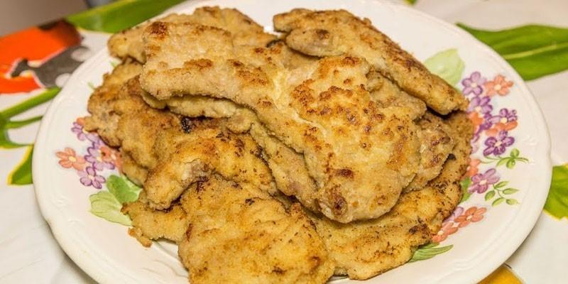 Мясо в кляре - популярные пошаговые рецепты приготовления сочного блюда в домашних условиях с фото