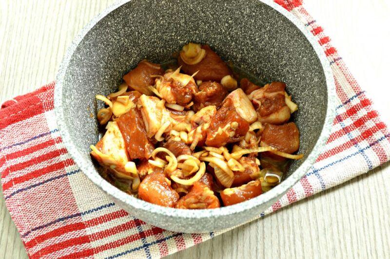 Свинина на сковороде: 9 простых и вкусных рецептов этап 12
