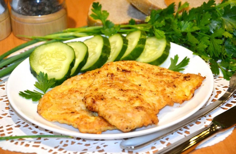 Отбивные из филе индейки в кляре на сковороде рецепт с фото пошагово рецепты